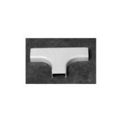 3.8cm Three Way Tee in White