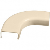 Morris Products 600 Volt 90 Degree Flat Elbow in Ivory