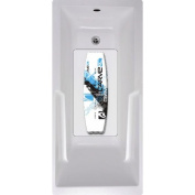 Carve Wakeboard Bath Tub and Shower Mat
