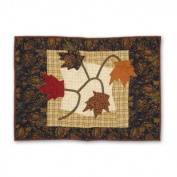 Autumn Leaves Cotton Sham