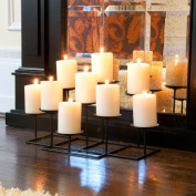 Emmett Nine Candle Candelabra