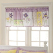 Patch of Flowers Valance