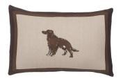Baxter Cotton Dog Pillow