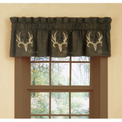 Valance in Brown