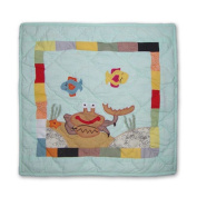 Kids Aquarium Toss Pillow