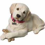 Life Size Labrador Reever Pup Sculpture