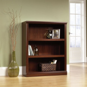 Storage 3-Shelf Bookcase in Select Cherry