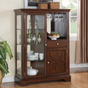 Woodmont Curio Cabinet