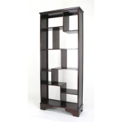 10 Compartment Geometric Shelf