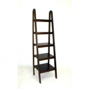 Ladder Shelf in Brown