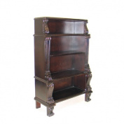 Classic Bookcase in Brown