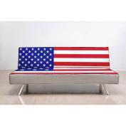 American Flag Sleeper Sofa