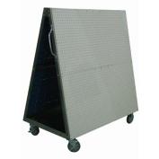 120cm Lx130cm Hx80cm W LP/DB Tool Cart