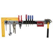 Pegboard Strip Tool Organiser