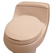 Hygienic Plastic Round Toilet Seat