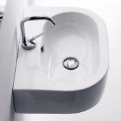Kerasan Flo Wall Mounted / Vessel Bathroom Sink
