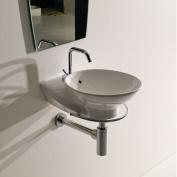 Kerasan Swan Wall Hung Bathroom Sink