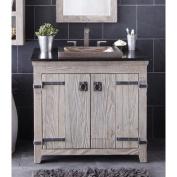 Americana 90cm Bathroom Vanity Set