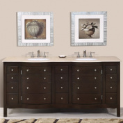 Prima 180cm Double Sink Bathroom Vanity Set
