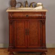Emily 80cm Single Sink Bathroom Vanity Set