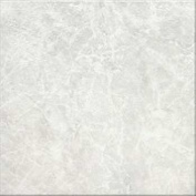 DuraCeramic 40cm x 40cm Pacific Marble Vinyl Tile in Pure White