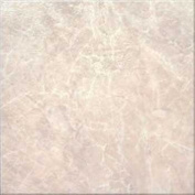 DuraCeramic 40cm x 40cm Pacific Marble Vinyl Tile in Classic Bisque
