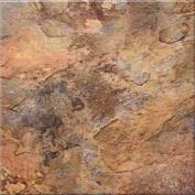 DuraCeramic 40cm x 40cm Sierra Slate Vinyl Tile in Terra Slate
