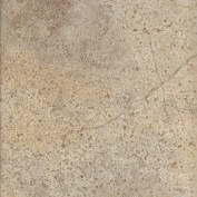 Ovations 36cm x 36cm Sunstone Vinyl Tile in Earthen Brown