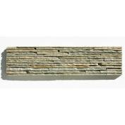 Portico Slate 15cm x 60cm Stacked Stone Tile in Light Green