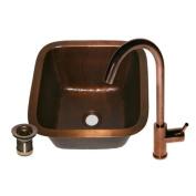 Sinks To Go 38cm x 38cm Bar Sink Set