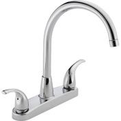 30cm Two Handle Centerset Kitchen Faucet