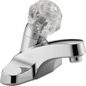 Single Hole Bathroom Faucet with Single Handle