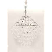 Hanna 3 Light Crystal Chandelier