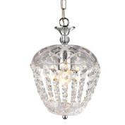 Warehouse of Tiffany Adelaide Crystal Chandelier
