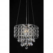 Warehouse of Tiffany Antoinette 4 Light Crystal Chandelier