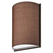 Lithonia Decorative Indoor Small Half Cylinder Sconce Diffuser