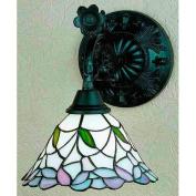 Meyda Tiffany Daffodil Bell 1 Light Wall Sconce