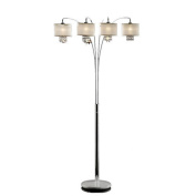 Ore International 210cm H SIMPLE ELEGANCE ARCH LAMP