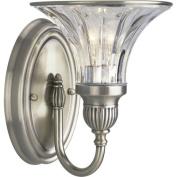 Thomasville Roxbury Vanity Light in Classic Silver