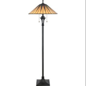 Gotham Tiffany Floor Lamp