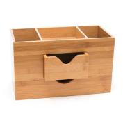 Bamboo 3 Tier Desk Organiser
