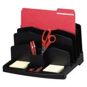 Smart Sorter, 9 Compartments, 26cm x35cm x23cm , BK