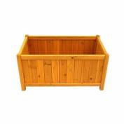 80cm . x 46cm . Cedar Planter Box