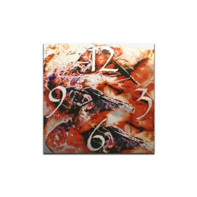 Hot Jazz Clock