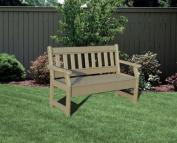 Poly Lumber Garden Bench