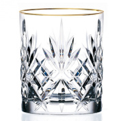 Siena Crystal Double Beverage Glass