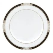 Hancock Platinum White 15cm Butter Plate