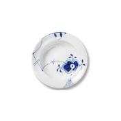Blue Fluted Mega 21cm Soup Plate