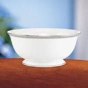 Lenox 'Lace Couture' 22cm Serving Bowl