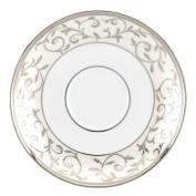 Lenox Opal Innocence Silver Saucer